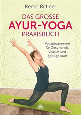 Ayur Yoga Buch von Remo Rittiner